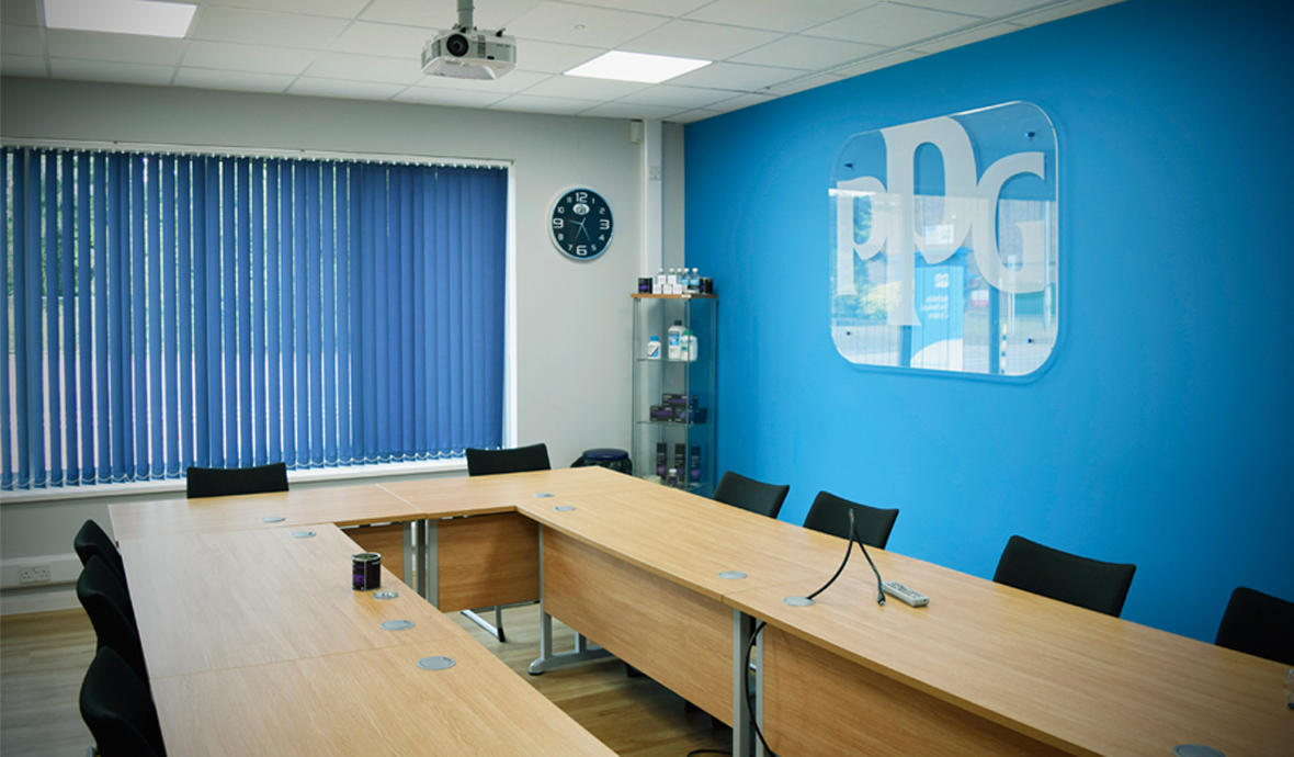 Inside The Technical Centre Ppg Global