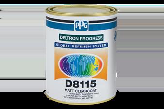 DELTRON® Matt & Semi-Gloss Clearcoats | PPG Global
