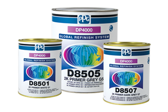 paint and primer in one deltron dp4000 2k primer ppg global 28456