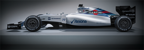 williams racing